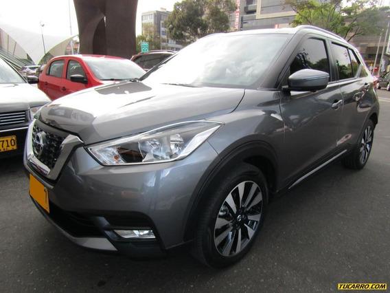Nissan Kicks Exclusive 1.6 Mt