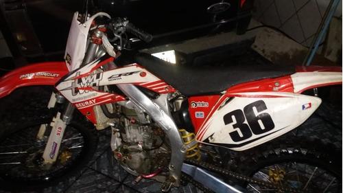 Imagem 1 de 5 de Honda Moto Crf450cc