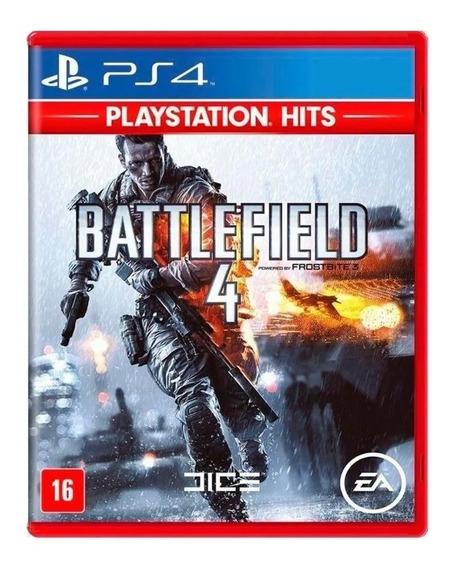 Battlefield 4 Ps4 Mídia Física Lacrado Pt-br Novo Promoção !