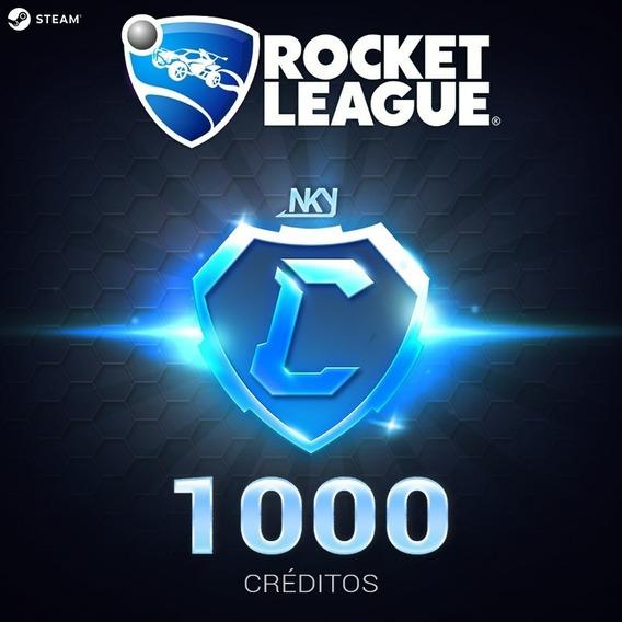 1000 Créditos [+ Brinde] - Rocket League (pc-steam)