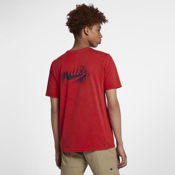Remera Nike Sb Wash Lance Graphic