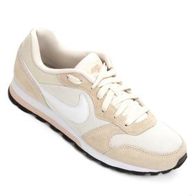 Tênis Nike Feminino Rosa Md Runner 2 - 749869 604