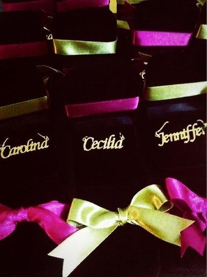 Colares Personalizados Cecília Jennifer Carolina