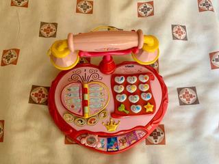Teléfono Musical Princesas Disney