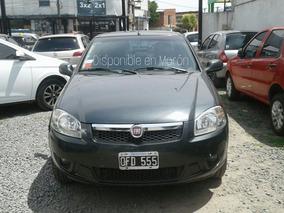 Fiat Siena Motor 1.4 63000km 2014 Gris 4 Puertas Nafta
