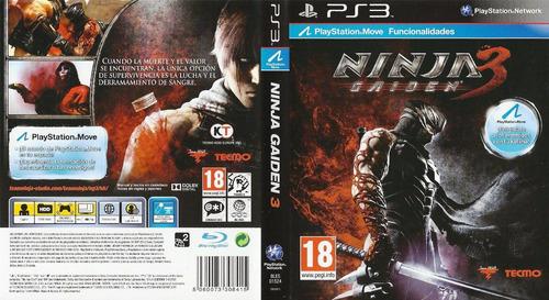 Ninja Gaiden 3 Ps3 Fisico Original Mercado Libre