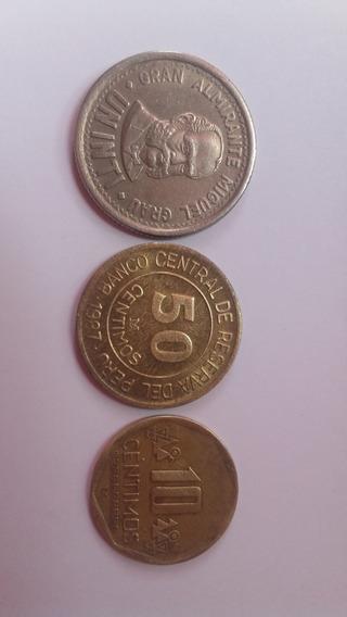 Monedas Perú 1985