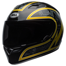 Casco Bell Qualifier Scorch Bk/gd Flk