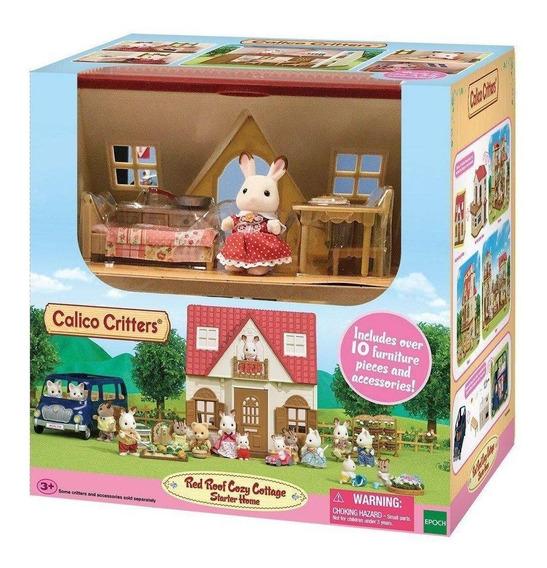 Brinquedo Sylvanian Families Minha Primeira Casa Epoch 5303