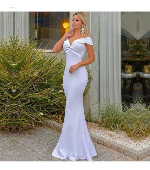 Vestido De Noiva Plus Size,casamento Civil,religioso E Festa