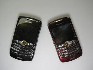 Lote Nextel Black Berry 8350i - Conserto Ou Retirada Peças