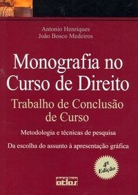 Monografia No Curso De Direito - Trabalh Antonio Henriques