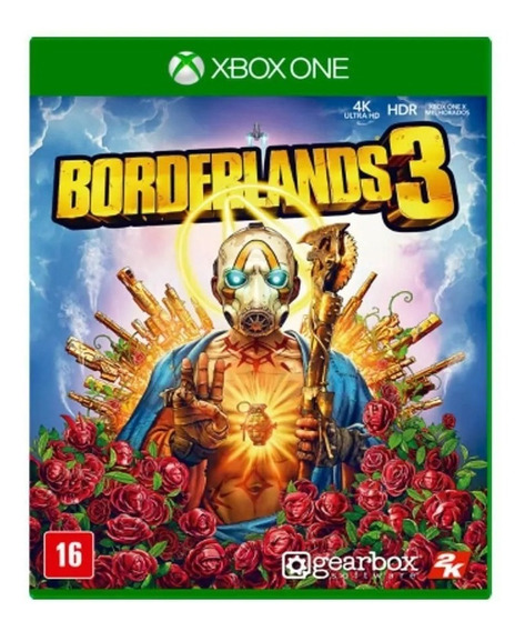 Borderlands 3 Xbox One Mídia Física Pronta Entrega