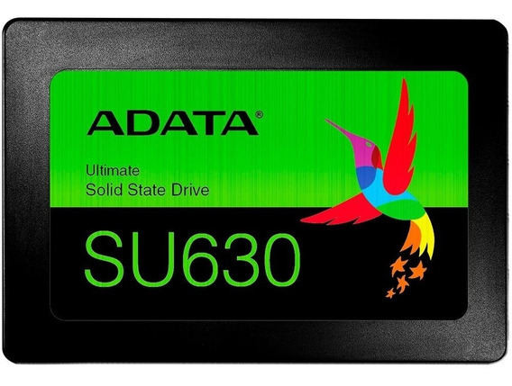 Ssd Adata 240gb 2,5 Sata3 520-450 Mb/s Asu630ss240gq-r