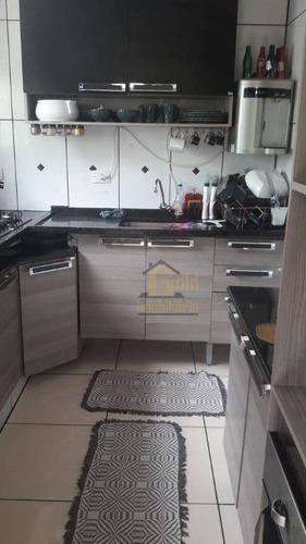Casa Com 5 Dormitórios À Venda, 440 M² Por R$ 370.000 - Vila Industrial - Sertãozinho/sp - Ca1125