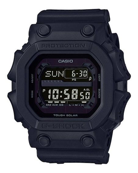 Relógio Casio G-shock Gx-56bb-1dr Tough Solar Original Preto