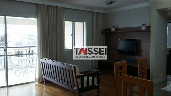 Apartamento Com 3 Dormitórios À Venda, 108 M² Por R$ 830.000,00 - Ipiranga - São Paulo/sp - Ap1414