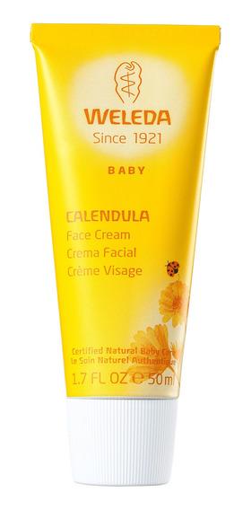 Weleda Baby Calêndula - Creme Hidratante Facial 50ml