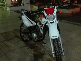 Yamaha Xtz Blanca Y Roja