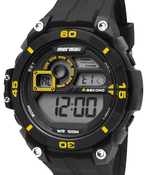 Relógio Mormaii Esportivo Digital Acqua 100m Mo2019/8y - Nf