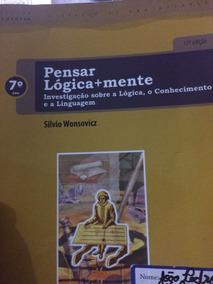 Vendo Livro/apostila Pensar Lógicalogica + Mente