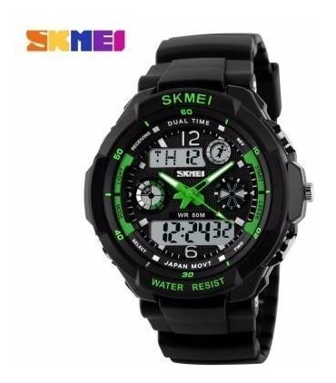 Relogio Masculino Skmei Men Sports Relógios Moda Impermeável