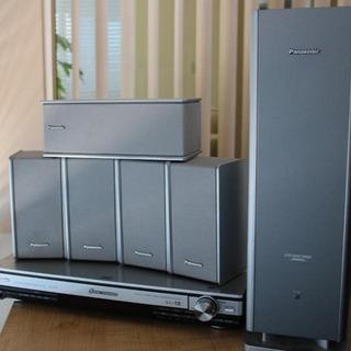 Home Teather Panasonic Sa-ht700 5.1 Dts & Dolby Digital