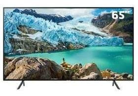 Smart Tv Led 65 Uhd 4k Samsung 65ru7100 Com Controle Remoto