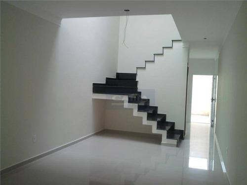 Imagem 1 de 15 de Sobrado À Venda, 110 M² Por R$ 510.000,00 - Jardim Vila Formosa - São Paulo/sp - So9988