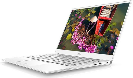 Dell Xps 9380 Touch 4k - I7-8565u ,16gb - 1tb Ssd Cor Branco