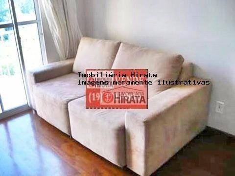 Apartamento Com 2 Dormitórios À Venda, 45 M² Por R$ 246.000,00 - Parque Jambeiro - Campinas/sp - Ap1034