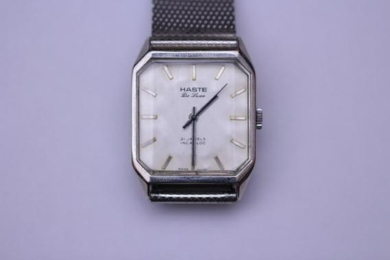 Reloj Haste De Luxe De Cuerda