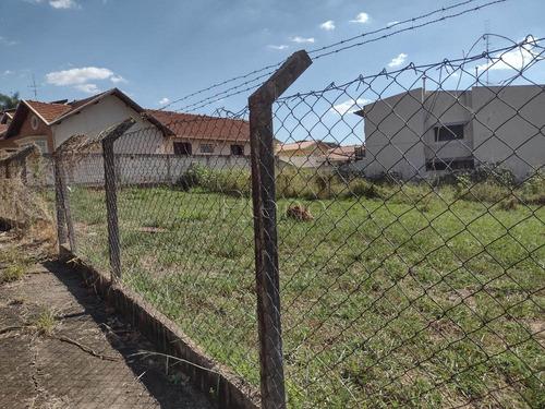Imagem 1 de 3 de Terreno À Venda Em Chácara Da Barra - Te029376