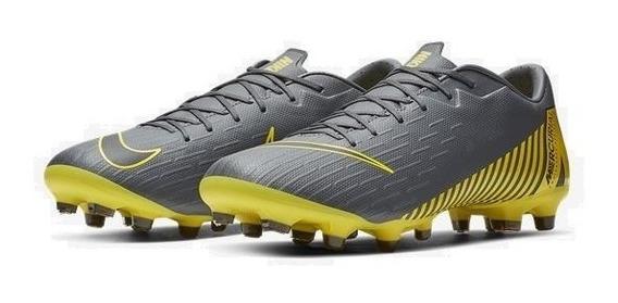 Chuteira Nike Vapor 12 Academy Fg/mg 2019 Campo Original Nf
