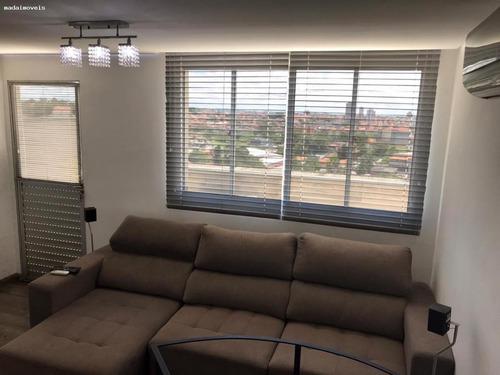 Apartamento Para Venda Em Mogi Das Cruzes, Vila Caputera, 3 Dormitórios, 1 Suíte, 2 Banheiros, 1 Vaga - 2927_2-1136435