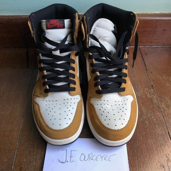Nike Air Jordan 1 Retro High Rookie Of The Year 42.5