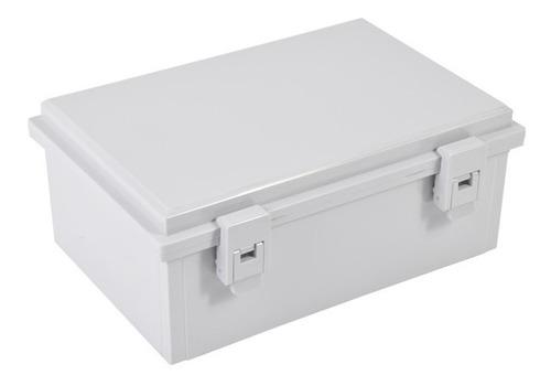 Imagen 1 de 8 de Caja Plástico Exterior Ip65 170x251x101mm Cierre Broche