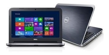 Notebook Dell Inspiron - Core I7, 8gb, Hd 1tb, Vga 750m 2gb