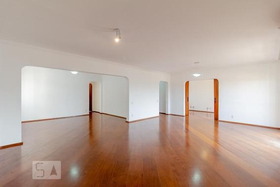 Apartamento No 4º Andar Com 4 Dormitórios E 3 Garagens - Id: 892962950 - 262950