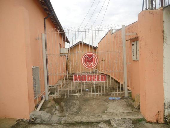 Casa Com 1 Dormitório Para Alugar, 55 M² Por R$ 450,00/mês - Vila Monteiro - Piracicaba/sp - Ca2033