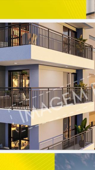 Apartamentos 2 Dormitórios Com Varanda