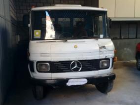 Mercedes-benz 608 Ano 1980 No Estado Em Que Se Encontra