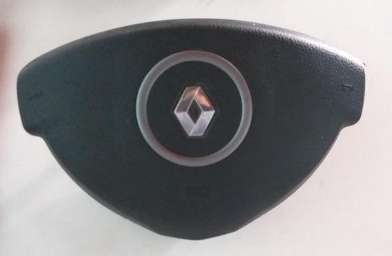 Tampa Capa Volante Clio 14/.. C/airbag Original