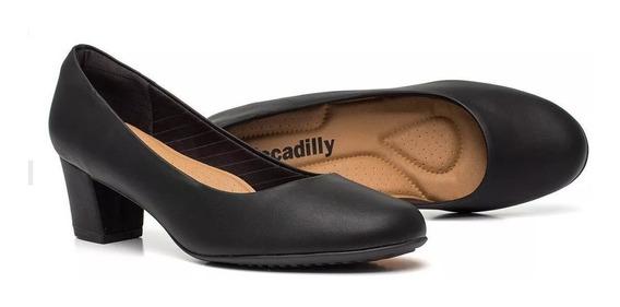 Zapatos Piccadilly Clasico Super Uniforme Oficina Art.110072
