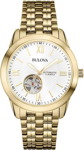 Relógio Bulova Masculino Automático Wb32004h