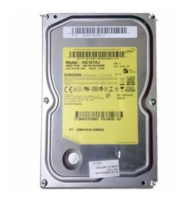 Hd Samsung 160gb Sata Pc Desktop 7200rpm
