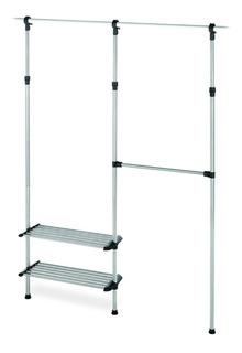 Armario Closet Recamara Cuarto Resistente Metal Whitmor 6779