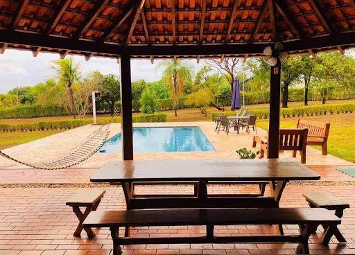 Chácara Residencial À Venda, Novo Paraíso, Araçatuba - Ch0049. - Ch0049