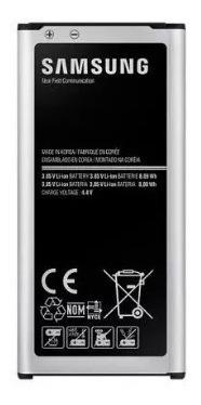Bateria Pila Celular Samsung S5 Mini 2100 Mah Ebbg800bbe