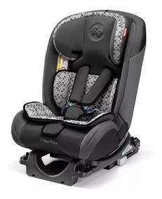 Cadeira Auto Isofix 0à36 Kg Preta Cinza Bb561 Fisher Price